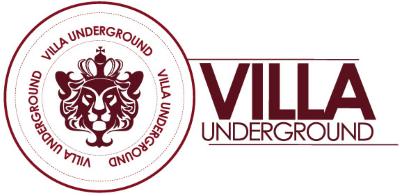 Villa Underground Logo Lion