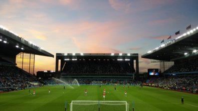 Villa Park - Aston Villa v Huddersfield 2016