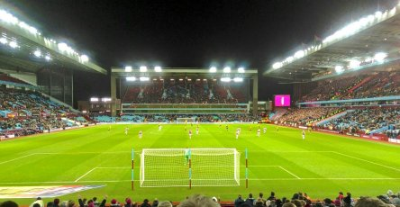 Aston Villa Bristol City