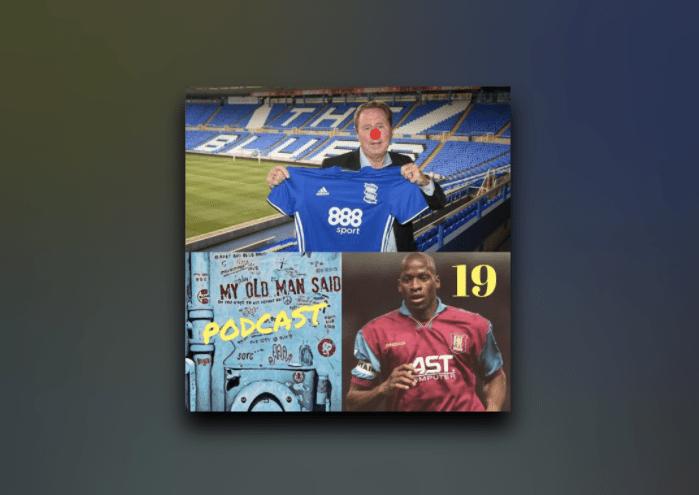 aston Villa podcast