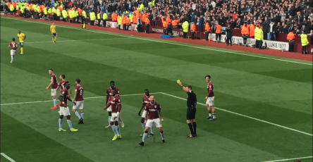 Alan Hutton Birmingham City Goal Holte End