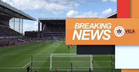 Breaking Aston Villa News