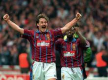 Shaun Teale Aston Villa