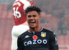Arsenal 0-3 Aston Villa Ollie Watkins
