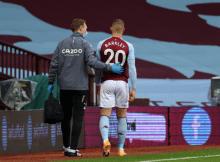 Ross Barkley Aston Villa