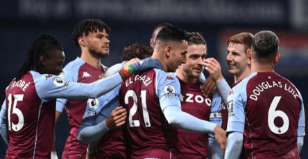 WBA 0-3 Aston Villa