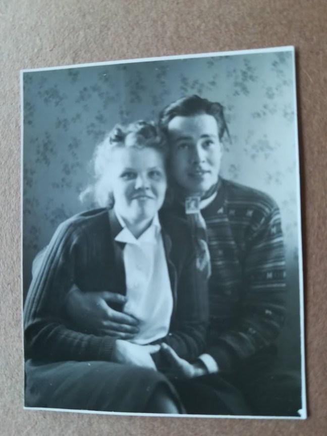 Mor och far i ungdomens dagar