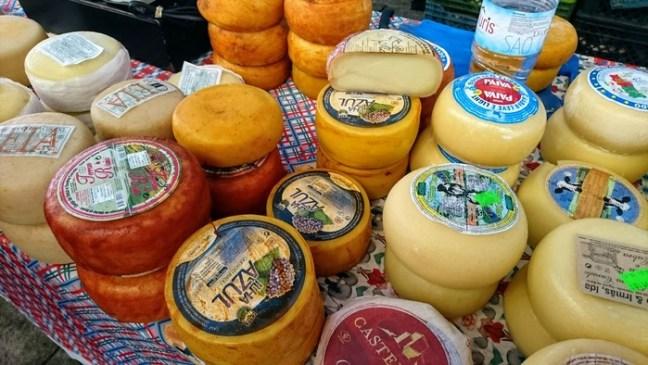 Ostmarknad i Douro