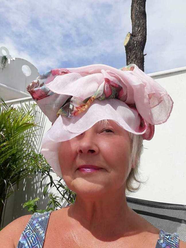 Sjalett-hatt