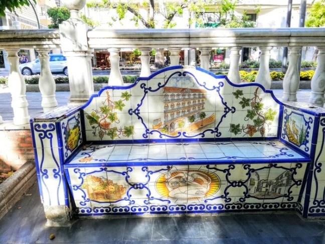 Soffa i Marbella