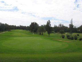 2 golfbanen op korte afstand