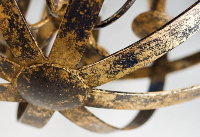 Villaverde London Galileo Metal Chandelier Gallery 02