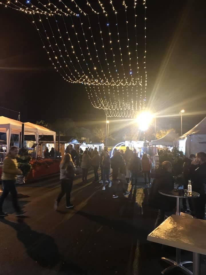 Marché de Noël 2019, Ville de Borgo