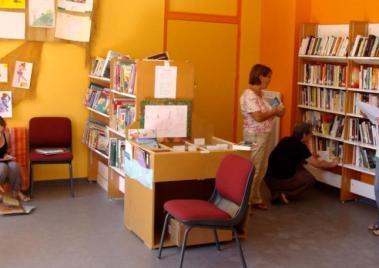 Bibliothèque de Villecomtal