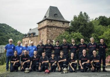 Sapeurs Pompiers Villecomtal 2017
