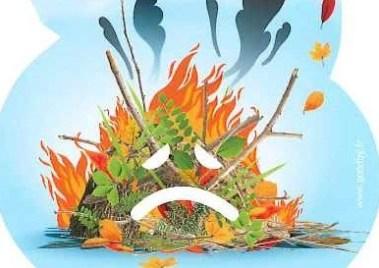 Levée d'interdiction temporaire de l'incinération de végétaux sur pied et des tirs d'artifices