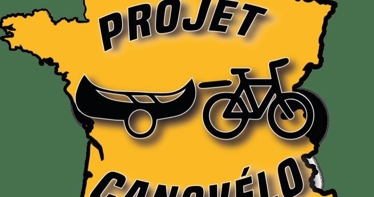 """Projet """"Canovélo"""" : la France en canoë + vélo !"""