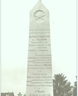 monument cailhassou