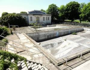 piscine abandon