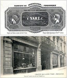 magasins yarz
