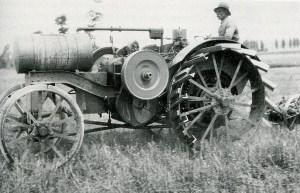 tracteur révolutionne l'agriculture