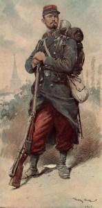 soldat de quatorze