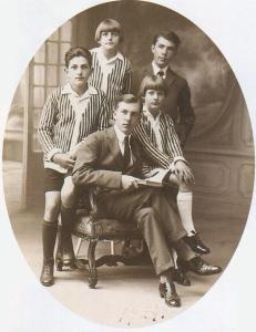 cinq frères de naurois
