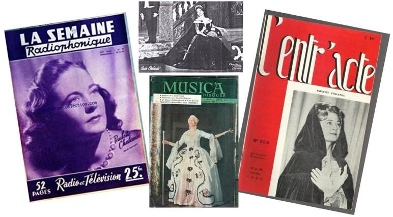 magazines paulette
