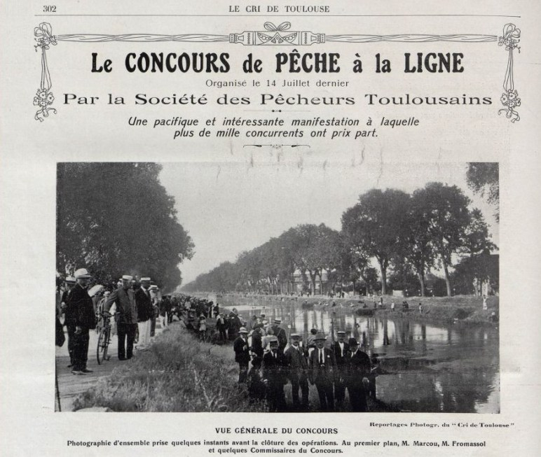 concours peche toulouse