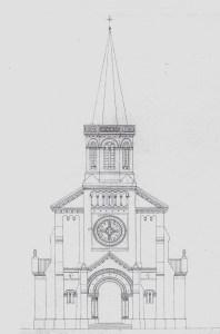 facade eglise