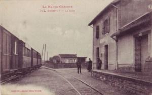 fronton la gare