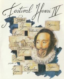 affiche festival henri