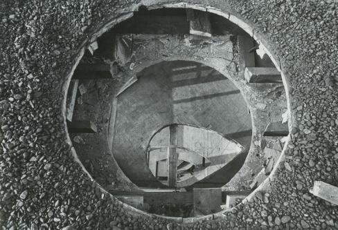 Gordon Matta-Clark, Paris, 1975