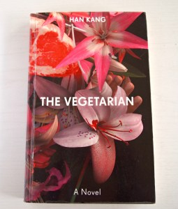 Reading March books - The Vegetarian