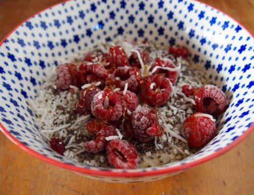 porridge with a twist