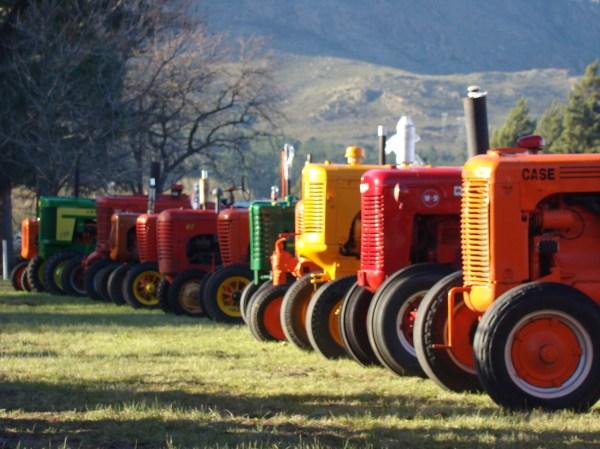Villiersdorp Tractor Show