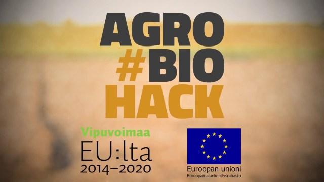 leaflet from Agrobiohack