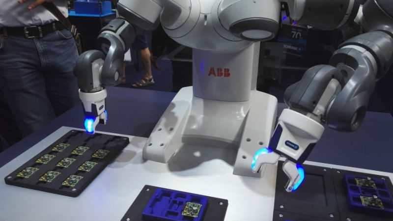 Triforce of Robotics
