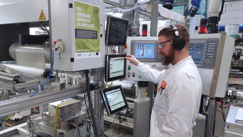 Tampereella kehitetään biopohjaisia materiaaleja
