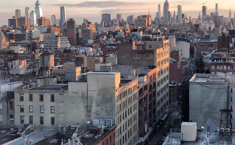 Hälsningar från New York