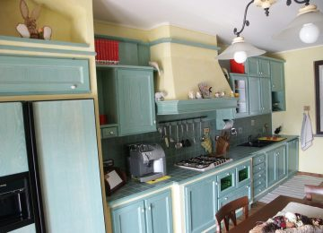 Cucina Finta Muratura | 20 Impressionante Costruire Una Cucina In ...