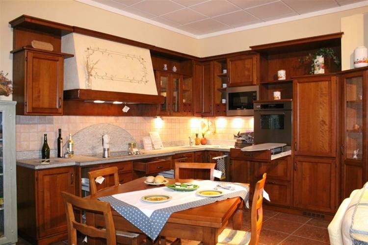 Cucina Classica Ciliegio