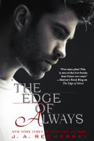 Review + Excerpt: The Edge of Always (#2, The Edge of Never) by J.A. Redmerski