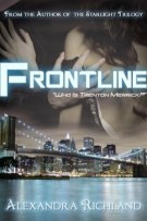 Review + Excerpt + Interview: Frontline (#1, Frontline) by Alexandra Richland
