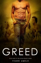 Review: Greed (#2, Seven Deadly Series) by Fisher Amelie