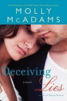 Review: Deceiving Lies (#2, Forgiving Lies) by Molly McAdams