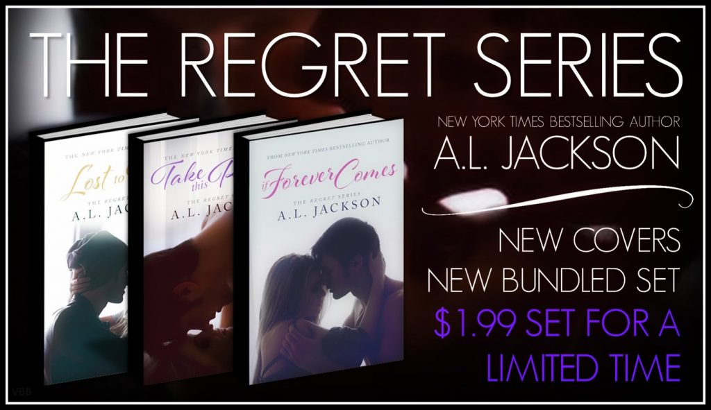 regret series sale