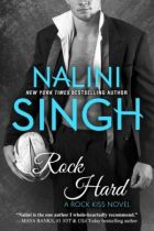 rock hard cover