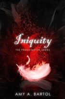 Review: Iniquity (#5, Premonition) by Amy A. Bartol