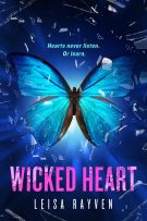 Review: Wicked Heart (#3, Starcrossed) by Leisa Rayven